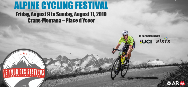Crans-Montana Launches Alpine Cycling Festival To Coincide With Granfondo Event