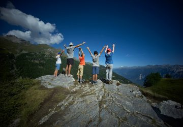 The Summer Program For Crans-Montana Includes New Festivals And Activities for all ages