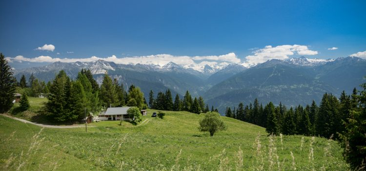 Crans-Montana Launches Yoga And Nature Weekend Retreats At The Colombire Hamlet