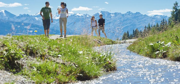 Crans-Montana #DreamNowTravelLater – Summer In The Swiss Alps