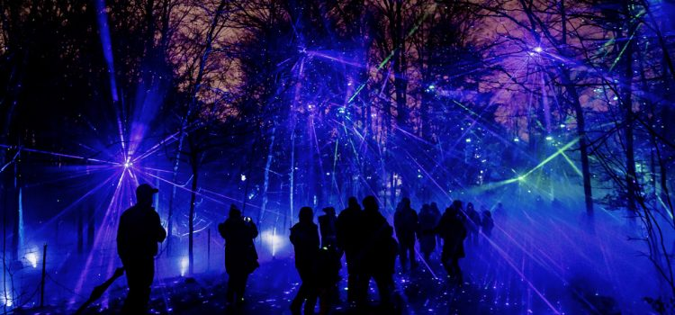 New ALTA LUMINA 'Night Park' To Open As Planned On July 31 In Resort Of Les Gets, France