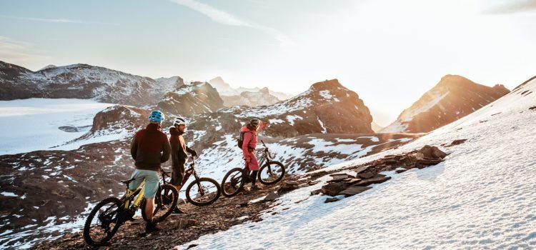 New E-Bike Tour Launches From Crans-Montana – The Glacier Haute Route