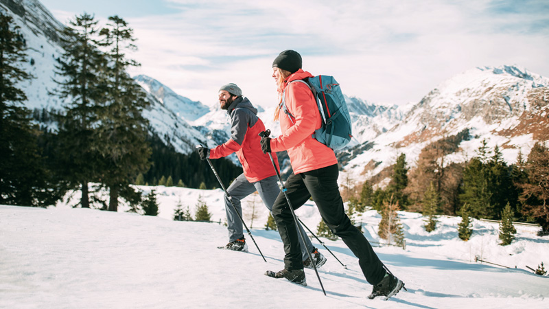 Maier Sports Backcountry skiers