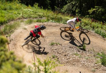 Crans-Montana Opens New Blue Graded Downhill Mountain Bike Track